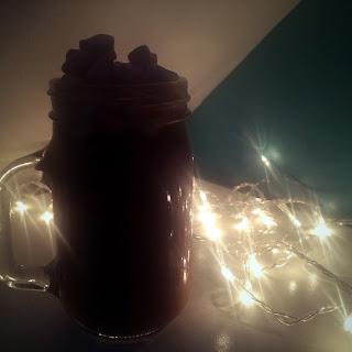 Almond Milk Hot Chocolate - Dairy Free