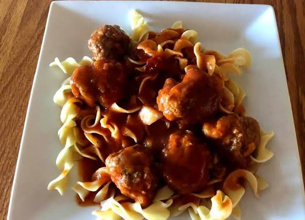 Meatballs And Noodles Monte Carlo