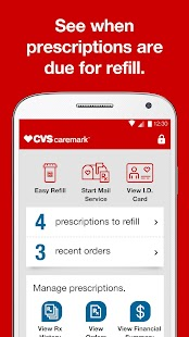 CVS Caremark- screenshot thumbnail