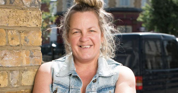 EastEnders Lorraine Stanley's hints Karen will get the sack from Beales