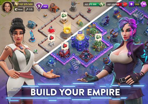Dystopia: Rebel Empires apktram screenshots 9