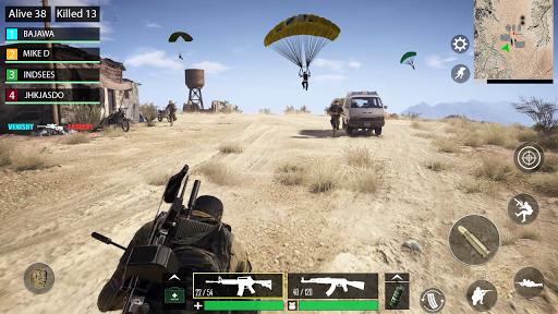 Royale Battleground War: Free Fire Firing Squad 0.0.1e screenshots 1