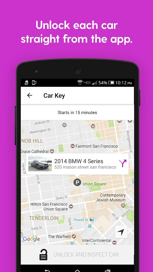 Getaround - Instant Car Rental- screenshot