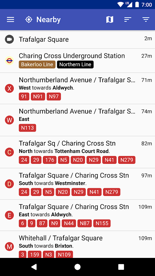 London Travel Pro - Bus & Tube- screenshot