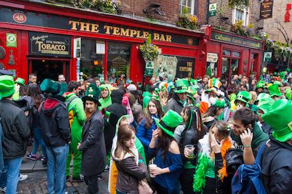 Saint Patrick's Day Shift