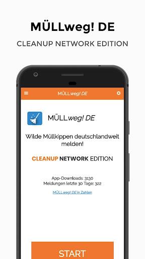 MÜLLweg! DE screenshot 5