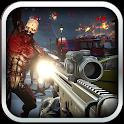 Zombie Sniper Counter Shooter - Last Man Survival icon