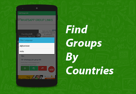 Group Links For Whatsapp- screenshot thumbnail