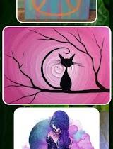 Simple Watercolor Designs - screenshot thumbnail 10