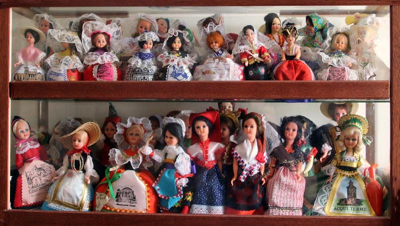 bambole dal mondo di tarpi