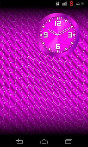 Casual Clock P.W