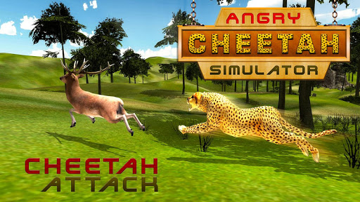 Life of Cheetah Simulator 3D