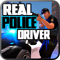 Real Police Driver icon