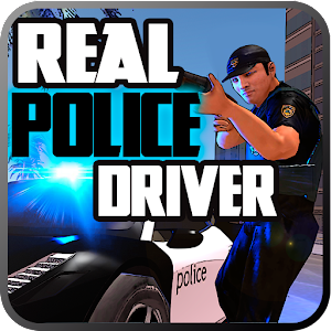 Real Police Driver for PC and MAC