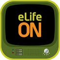 eLife On icon