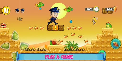 Cheese Police Adventures apktram screenshots 11