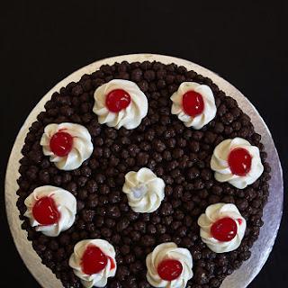 Portal Birthday Cake