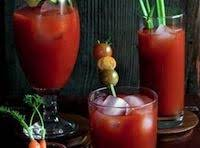 Sriracha Bloody Mary Recipe