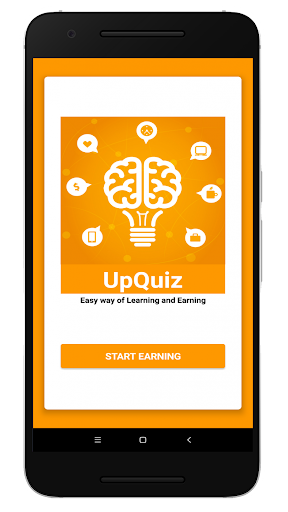 Best Money Earning App 2019 - UpQuiz  Earn $100   captures d'écran 1