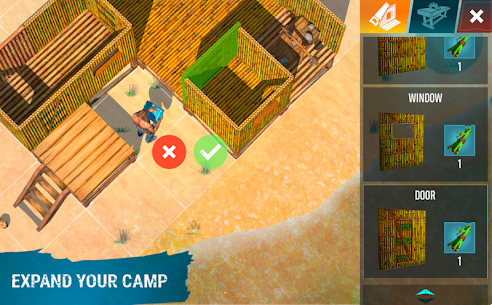 Steven Seagal's Archipelago Survival Mod Apk Download For Android and Iphone 5