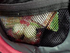 Photo: en wat zit er allemaal voor lekkers in het tasje?
