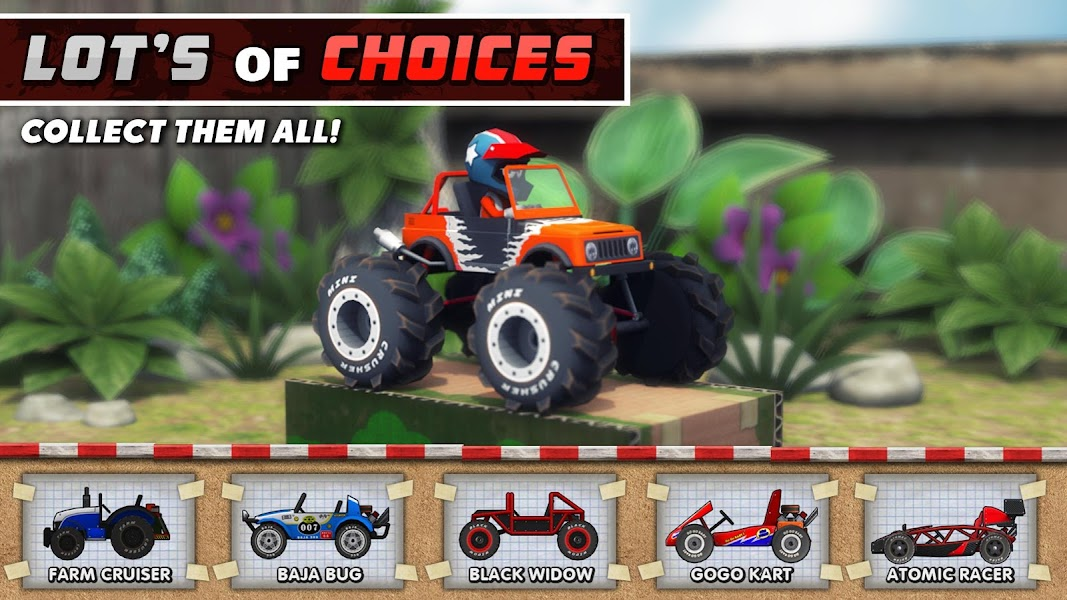 Mini Racing Adventures Apk - Screenshot