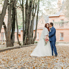 Wedding photographer Andrey Petukhov (Anfib). Photo of 10.11.2017