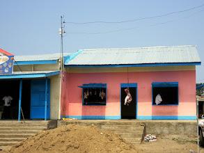 Photo: butcher shop, Juba, South Sudan