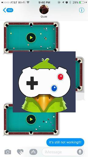 My Gamepigeon screenshots 2