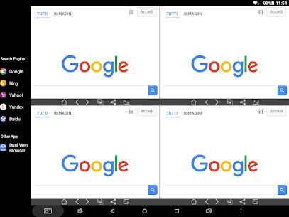 Four Tabs Tablet (Web Browser) 2.2 Latest MOD APK 1