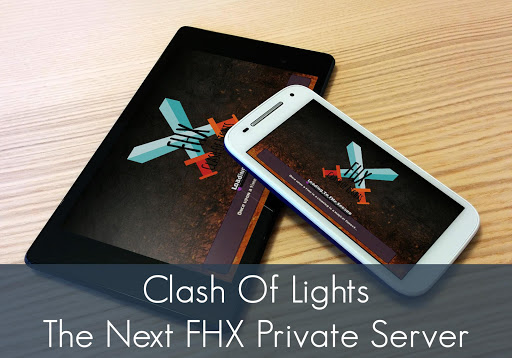 Clash Of Lights FHX COC Server for PC