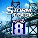 WQAD Storm Track 8 Weather icon
