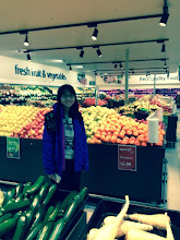 Photo: Day 5: Shopping for fruit in IGA Supermarket