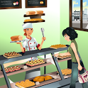 Bakery Shop Business Game icon