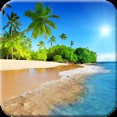 Real Beach HD Live Wallpaper