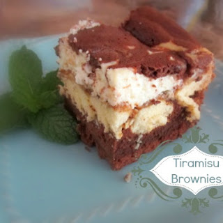 Tiramisu Brownie Recipe
