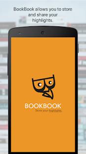 BookBook - náhled