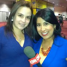 Photo: En #CNN hablando del #ces 2013