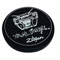Zildjian 6 Travis Barker Practice Pad