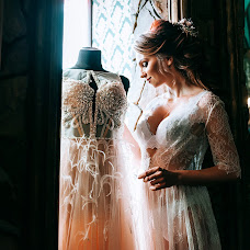 Wedding photographer Vladimir Mikhaylovskiy (vvmich). Photo of 16.11.2018