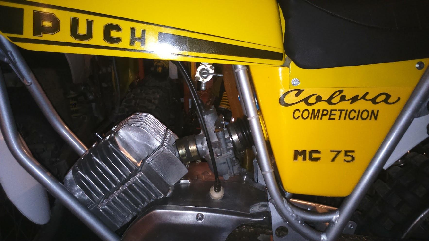 cobra - Puch Cobra MC75 convertida a MC75 Cross * Jce2 TG3fx8Jskl3_4hOM7fEpI-SxGkK4ANhI7sNGwGzqbhg=w1766-h993-no