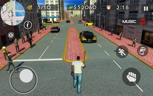 Crime Car City Gangster Shooting 1.1 screenshots 3