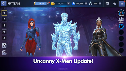 MARVEL Future Fight 5.1.1 screenshots 1