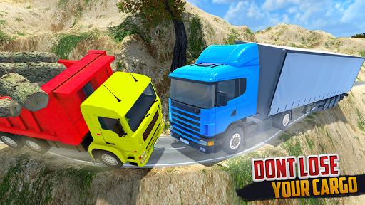 Truck Simulator Cargo Transport Driver  screenshots 2
