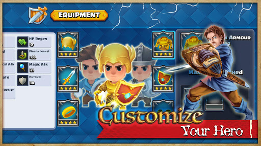 Beast Quest Ultimate Heroes screenshot 3