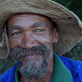 ? by Theuns de Bruin - People Portraits of Men ( ? )