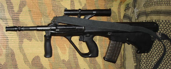 Photo: Steyr AUG A1 Carbine