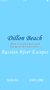 Dillon Beach & Russian River- screenshot thumbnail