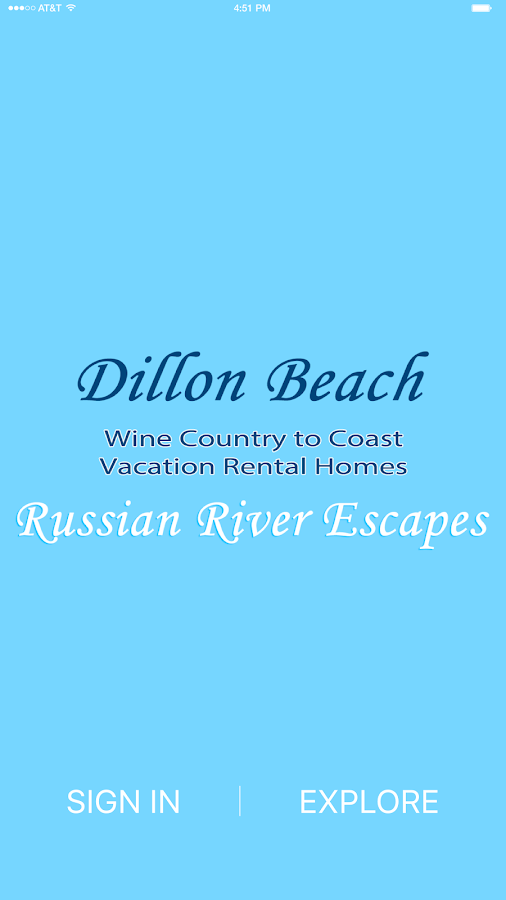 Dillon Beach & Russian River- screenshot