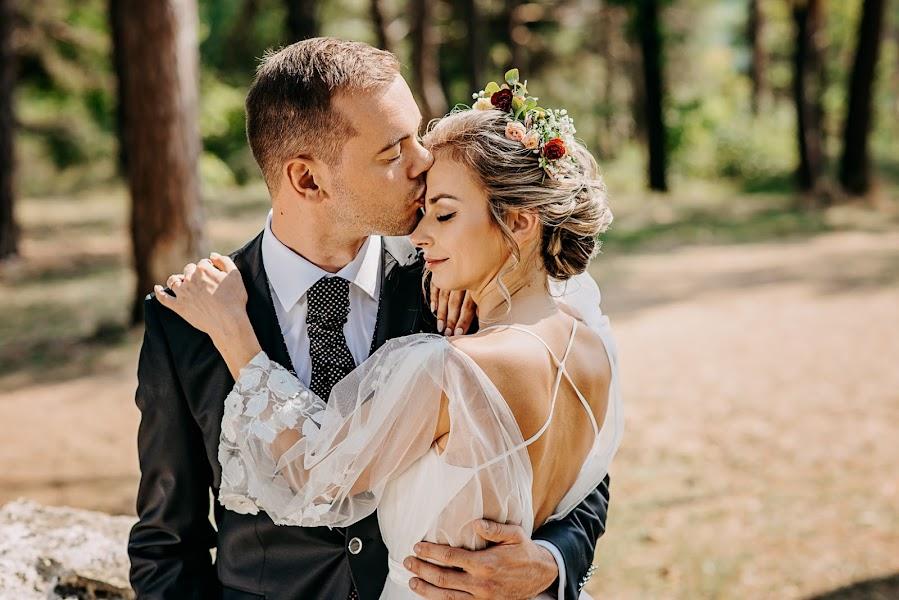 Svatební fotograf Vanda Mesiariková (VandaMesiarikova). Fotografie z 11.04.2019
